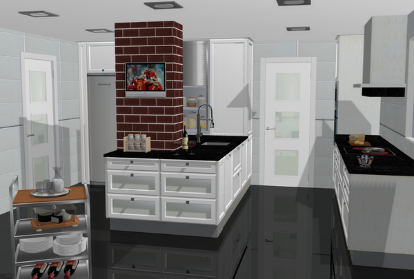 Hermoso cocina estudio galer a de im genes estudio de - Muebles de cocina mostoles ...