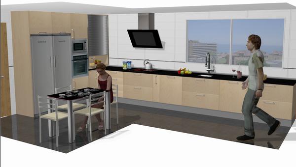 Muebles De Cocina Cocina Estudio