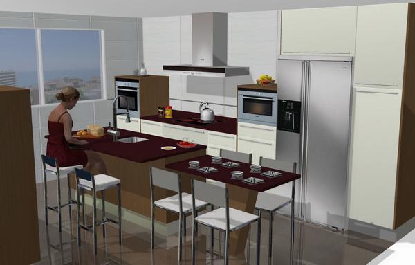 Cocina estudio muebles de cocina en mostoles for Programa amueblar cocina