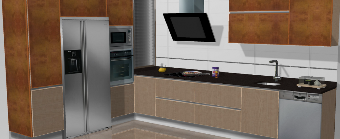 Cocina estudio muebles de cocina en mostoles for Diseno cocinas 3d gratis espanol